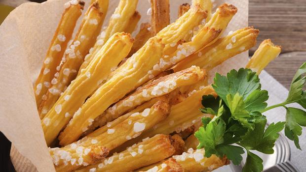 Картофельные палочки рецепт с фото